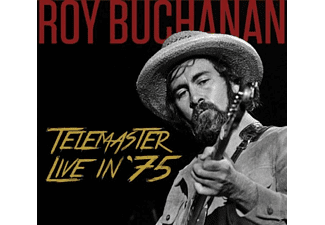 Roy Buchanan - Telemaster Live In '75 - (CD)