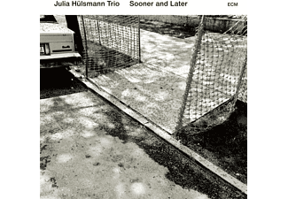 Julia Hülsmann - Sooner And Later - (CD)