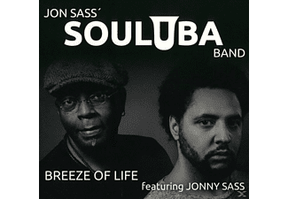 Jon Sass' Souluba Band - Breeze Of Life - (CD)