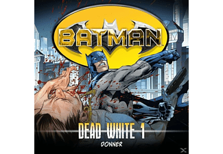 John Shirley - Batman: Dead White-Folge 1 - (CD)