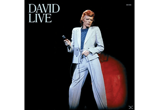 David Bowie - David Live-2005 Mix (Remastered Version) - (CD)