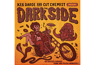 VARIOUS - The Dark Side:Sixties Garage Punk And Psyche Monst - (CD)