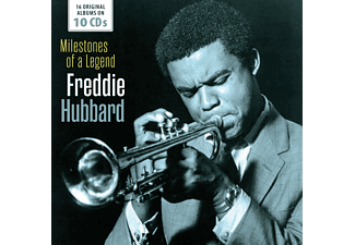 Freddie Hubbard - Milestones of a Legend - (CD)