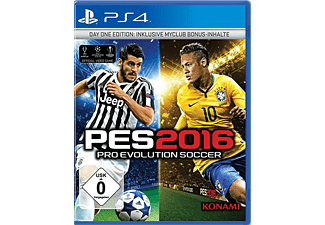 PES 2016 - Pro Evolution Soccer 2016 (Day 1 Edition) - PlayStation 4