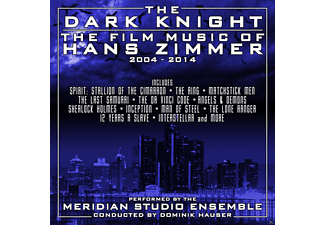 Meridian Studio Ensemble - The Dark Knight: The Film Music Of - (CD)