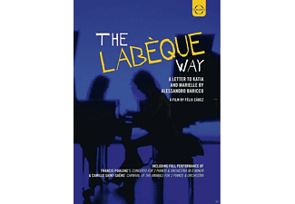 Alessandro Baricco, Berliner Philharmoniker, Sir Simon Rattle - The Labeque Way - (DVD)