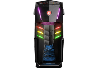 MSI Aegis Ti3 VR7RD SLI-006DE, Gaming PC mit Core® i7 Prozessor, 32 GB RAM, 256 GB SSD, 256 GB SSD, GeForce GTX 1070 GAMING 8G, 2x 8 GB GDDR5 Grafikspeicher