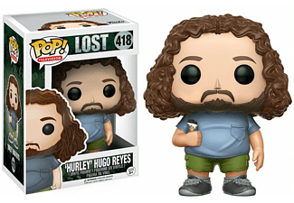 POP Televison: LOST Hurley
