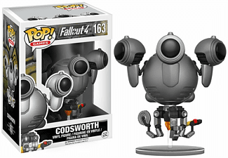 POP Games: Fallout 4 Codsworth