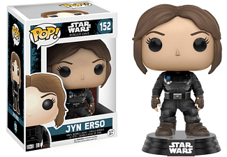 POP STAR WARS: Rogue One Jyn Erso Imperial
