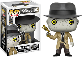 POP Games: Fallout 4 Nick Valentine