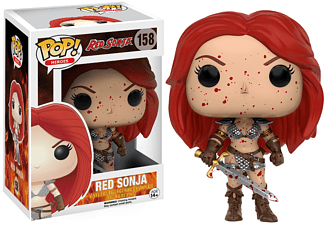 POP Heroes:2 Red Sonja Bloody