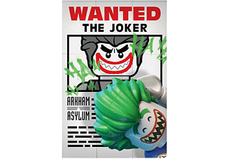 The LEGO Batman Movie The Joker Wanted
