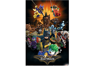 The LEGO Batman Movie Charaktere
