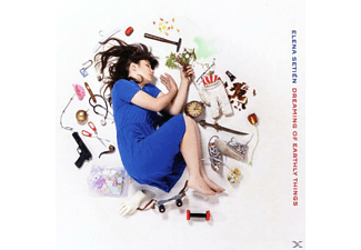 Elena Setien - Dreaming Of Earthly Things - (CD)