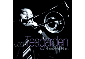 Jack Teagarden - Basin Street Blues - (CD)