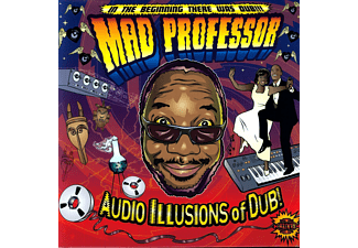 Mad Professor - Audio Illusion Of Dub - (Vinyl)