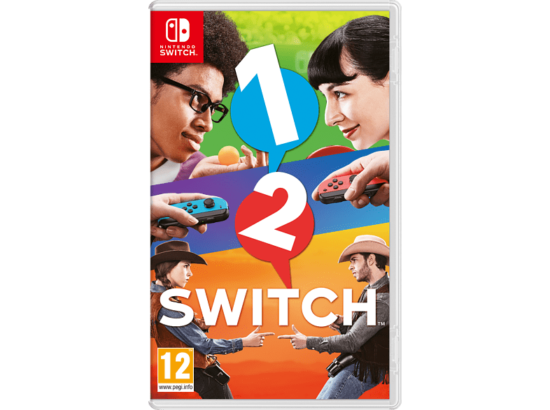 1-2 Switch Switch gaming games switch games