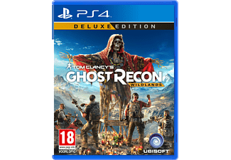 Ghost Recon: Wildlands Deluxe Edition | PlayStation 4