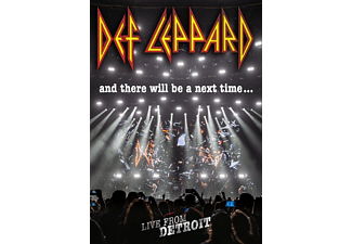 Def Leppard - And There Will Be a Next Time - Live from Detroit (DVD)