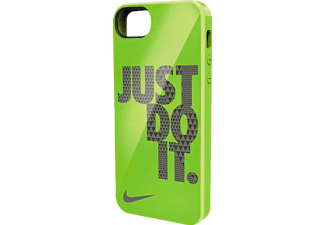 HAMA Nike Backcover Apple iPhone 5, iPhone 5s, iPhone SE Kunststoff Volt