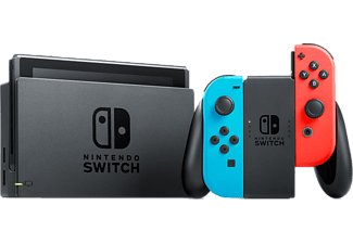 NINTENDO Switch με Red- Blue Joy-Con