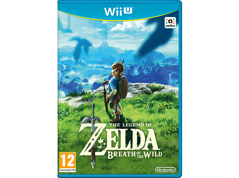 The Legend of Zelda: Breath of the Wild Nintendo Wii U gaming games wii  wii u games