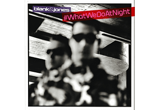 Blank & Jones - #Whatwedoatnight - (CD)