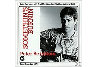 Peter Quartet Bernstein - Somethin's Burnin' - (CD)
