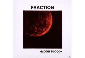 Fraction - Moon Blood - (CD)