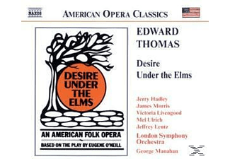 VARIOUS, Morris, Hadley, Manahan - Desire Under The Elms - (CD)