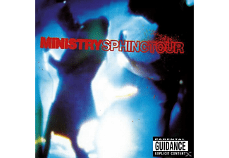 Ministry - Sphinctour (Re-Release,Digipak) - (CD)