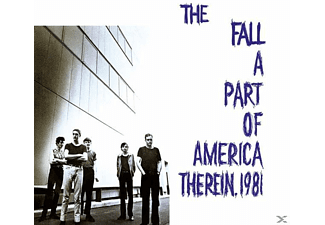 The Fall - A Part Of America Tehrein 1981 (Re-Release) - (CD)