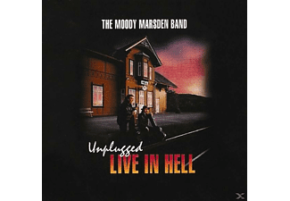 The Moody Marsden Band - Live In Hell - (CD)