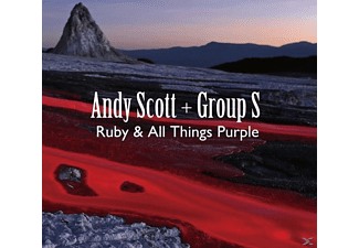 Andy Scott, Group S - Ruby & All Things Purple - (CD)