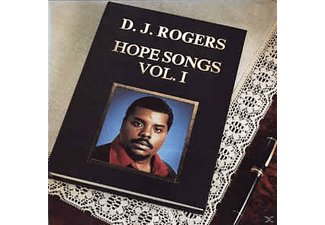 D.J. Rogers - Hope Songs Vol.1 - (CD)