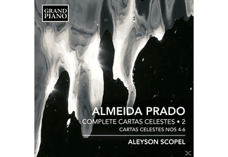 Scopel Aleyson - Cartas Celestes Vol.2 - (CD)
