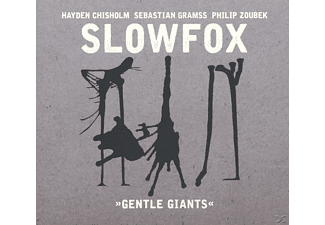 Slowfox - Gentle Giants - (CD)