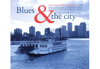 VARIOUS - Blues & The City - (CD)