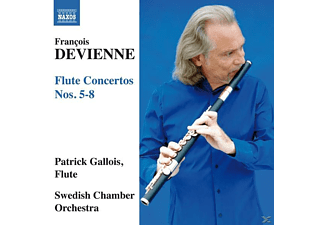 Patrick/swedish Chamber Gallois - Flötenkonzerte Vol.2 - (CD)
