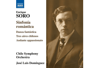 Jose Luis/chile So Dominguez - Sinfonia romantica/+ - (CD)