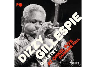 Dizzy Gillespie Quartet - At Onkel PÖ's Carnegie Hall Hamburg 1978 - (CD)