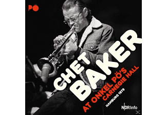 Chet Baker - At Onkel PÖ's Carnegie Hall Hamburg 1979 - (CD)