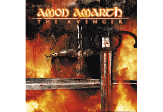 Amon Amarth - The Avenger (180g black vinyl) - (Vinyl)