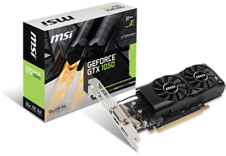 MSI GeForce® GTX 1050 2GT LP, 2GB GDDR5 (V809-2410)
