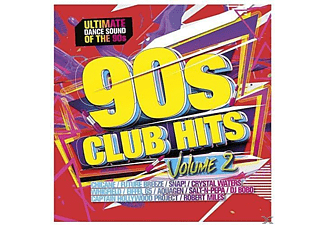 VARIOUS - 90s Club Hits 2 - (CD)