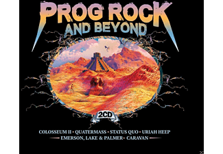 VARIOUS - Prog Rock And Beyond - (CD)