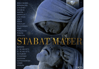 Zazzo,Lawrence/Esswoord,Paul/Bach Choir/+ - Stabat Mater - (CD)