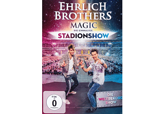 Magic-Die einmalige Stadionshow - (DVD)