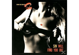 Original Sin - Sin Will Find You Out (Translucent Red Vinyl) - (Vinyl)